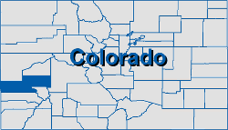 Map of Colorado Counties