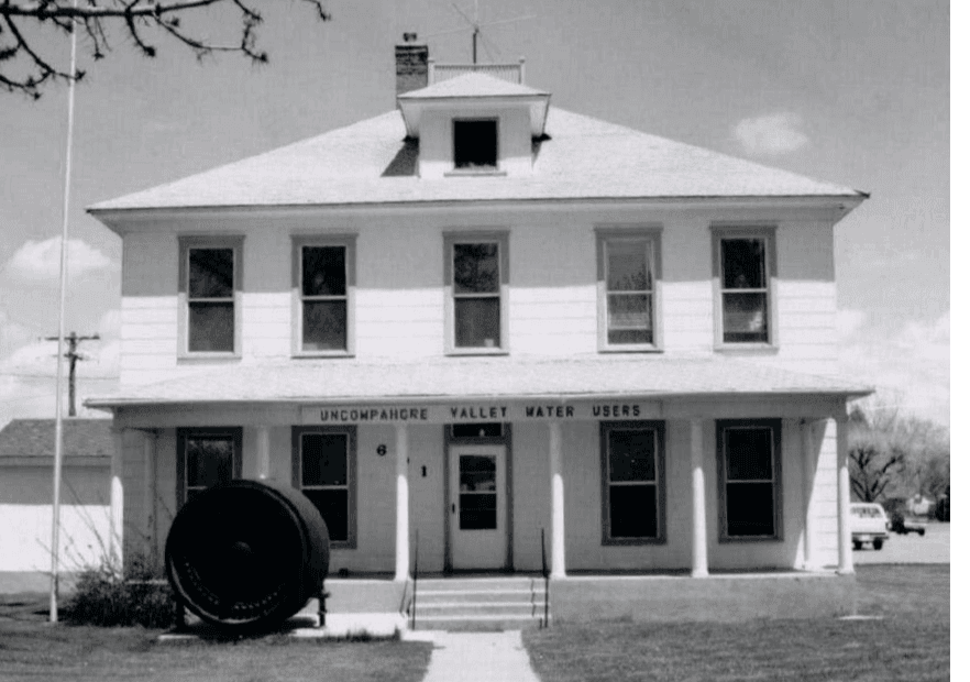 Uncompahgre Valley Water Users Association