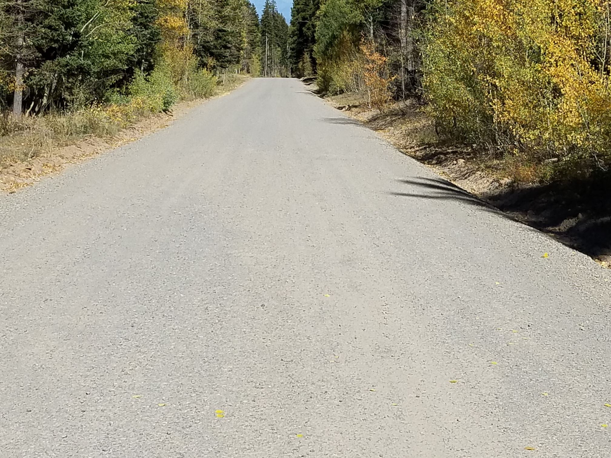 east side FS gravel Sept 2018