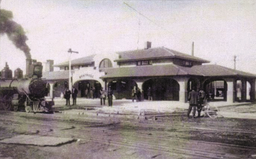 Denver and Rio Grande Railroad Depot